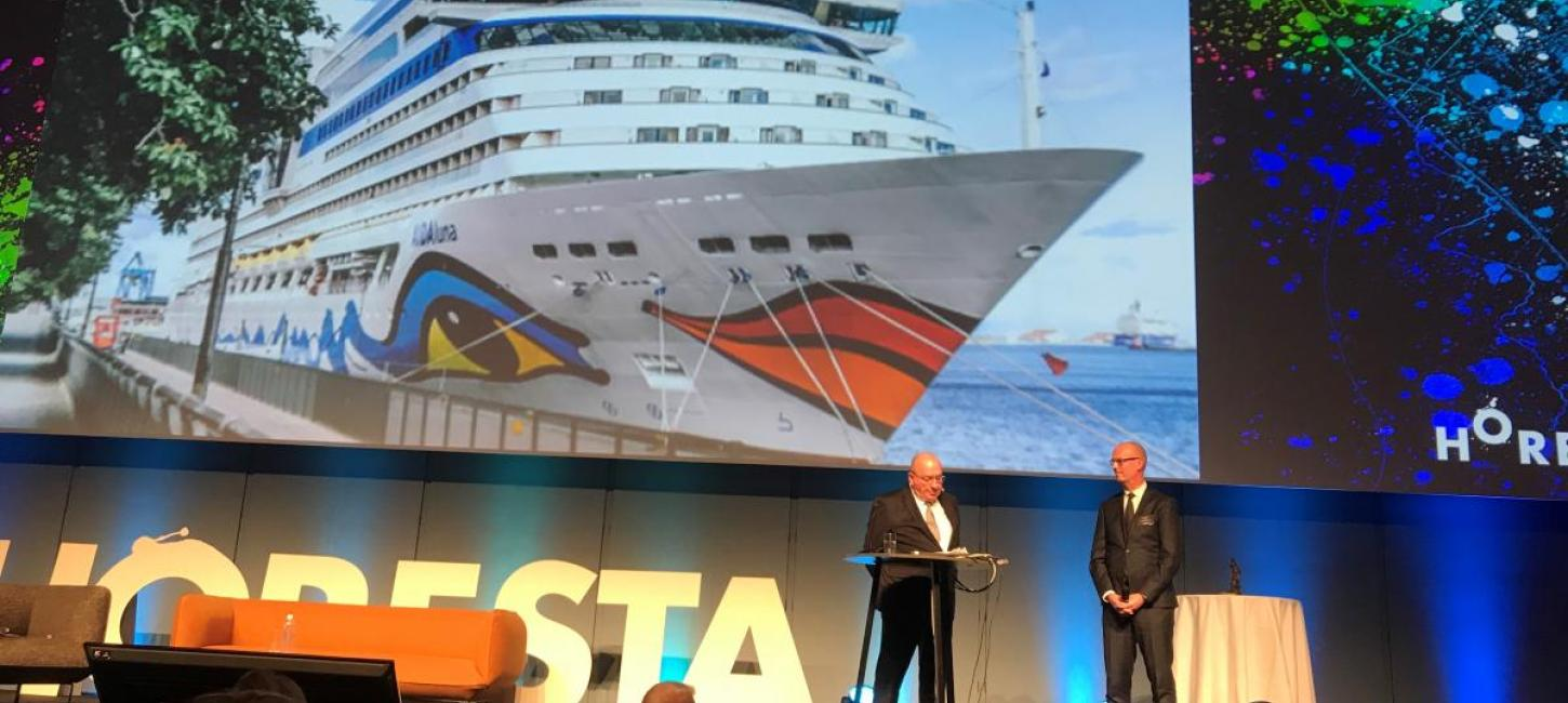 CruiseCopenhagen receives MARIA prize