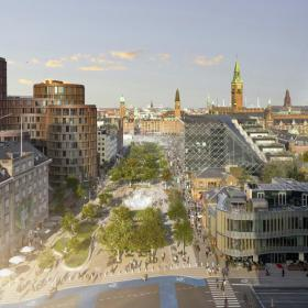 arke Ingels Group designs new H.C Andersen Hotel for Tivoli in Copenhagen