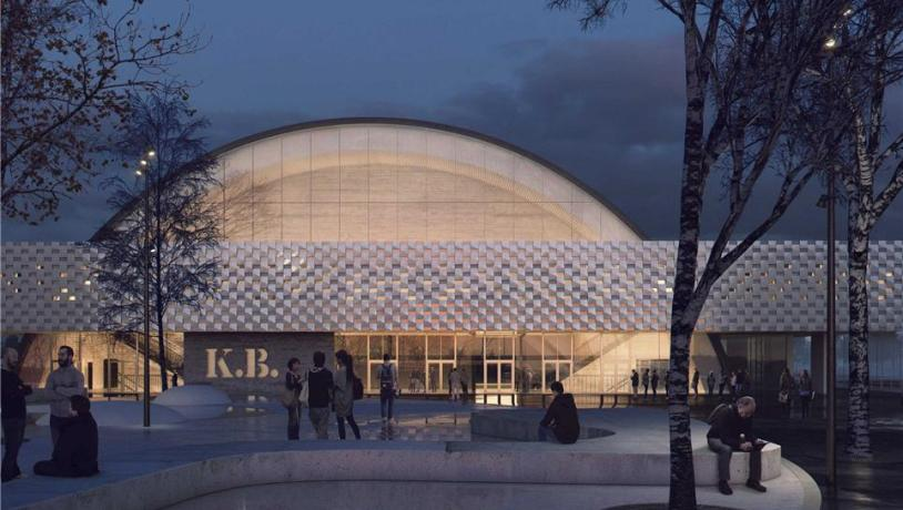 KB Hallen for sports & events